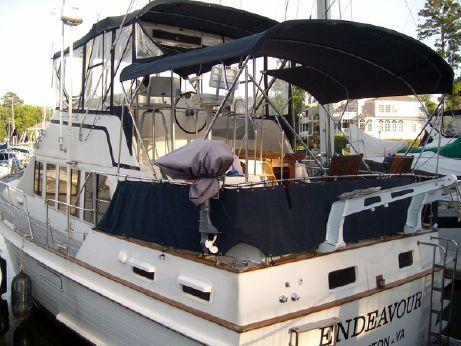 1987 Island Gypsy 40' Trawler