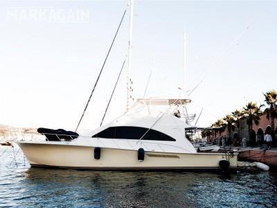 2007 Ocean Yachts 62 sport