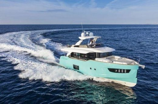 2017 Absolute Yachts 58 Navetta