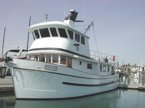 1978 Sather Brothers Pilothouse Trawler