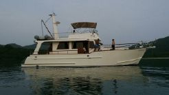 2003 Custom Trawler 54