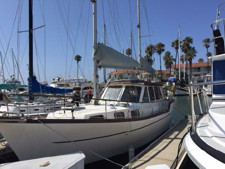 1986 Nauticat Cruising Ketch 33