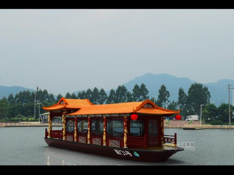 2013 Jianglong 12.8m Painted Pleasure Boat