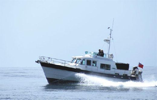 2013 Windboats Hardy Commodore 36