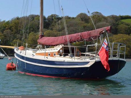 2006 Cornish Crabbers Pilot Cutter 30 # 60