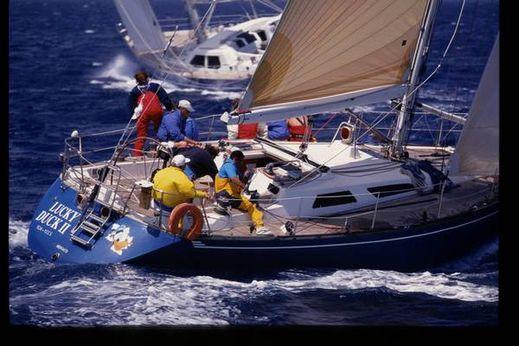 1995 Baltic 40