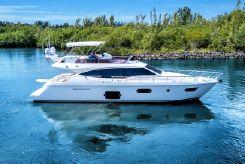 2011 Ferretti Yachts 570