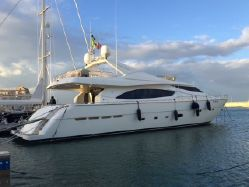 photo of  89' Ferretti Yachts 880