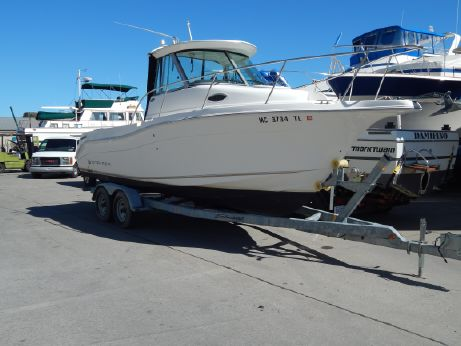 2012 Striper 2601 Seaswirl