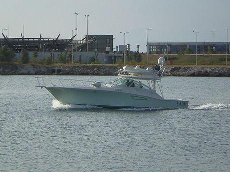 2008 Cabo Yachts 45 Express