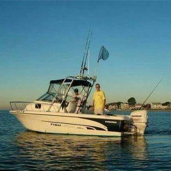 2002 Fish Hawk 210 WA