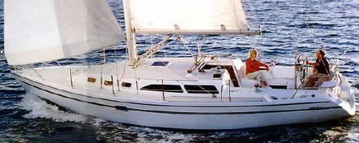2001 Catalina 34 MkII