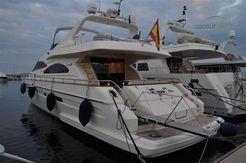 2002 Astondoa 72 GLX