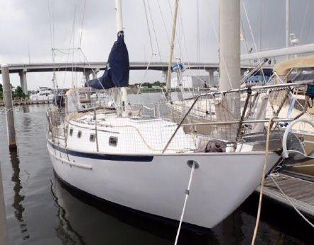 1989 Pacific Seacraft 34