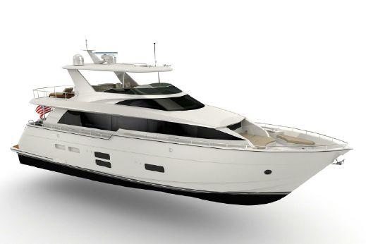 2016 Hatteras 70 Motor Yacht