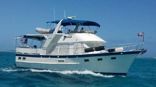 1985 Defever Offshore Cruiser