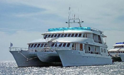 2008 Small Luxury Cruise Ship Motor Catamaran -Stock No. S2450