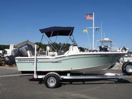 2015 Grady-White 191 Coastal Explorer