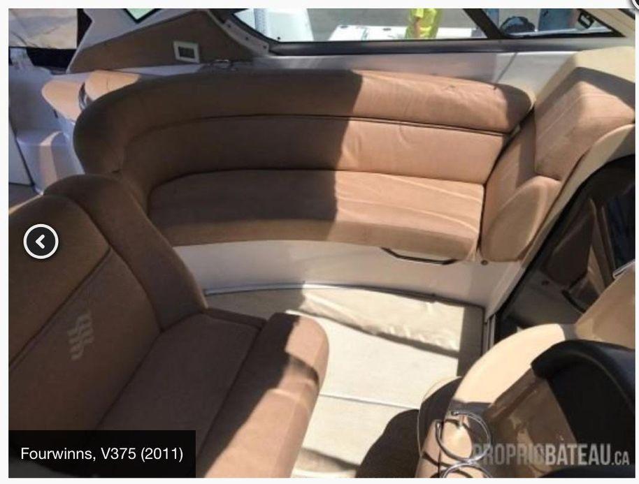 2011 Four Winns Vista 375 Power Boat For Sale - www