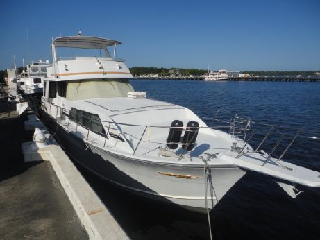 1988 Chris Craft 500 Constellation
