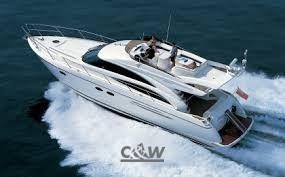 2004 Princess Yachts 57