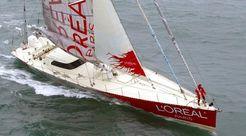 2001 Custom Racing sloop