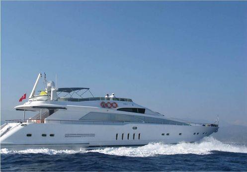 2005 Bilgin 30 m Composite Motoryacht