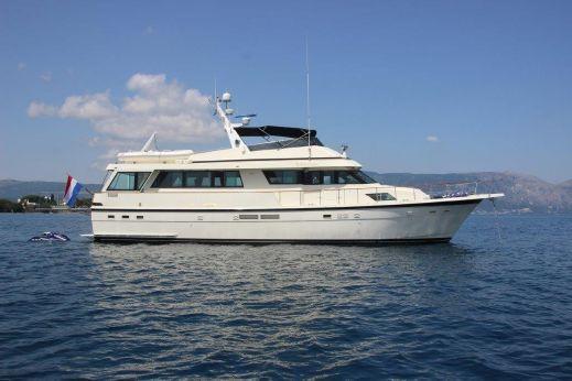1989 Hatteras 70 Motor Yacht
