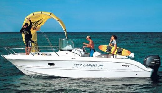2007 Sessa Key Largo 25