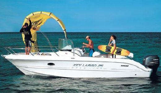 2007 Sessa Key Largo 25