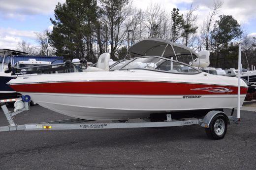 2011 Stingray 195 FX