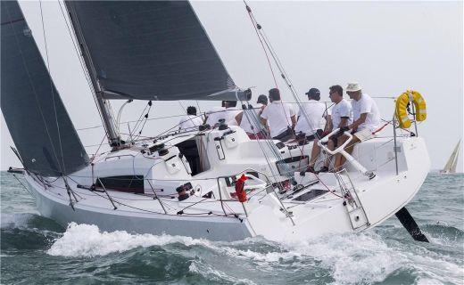 2014 Jeanneau Sun Fast 3600 Sailing Yacht