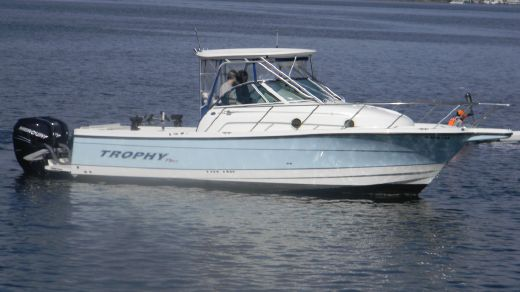 2008 Bayliner Trophy