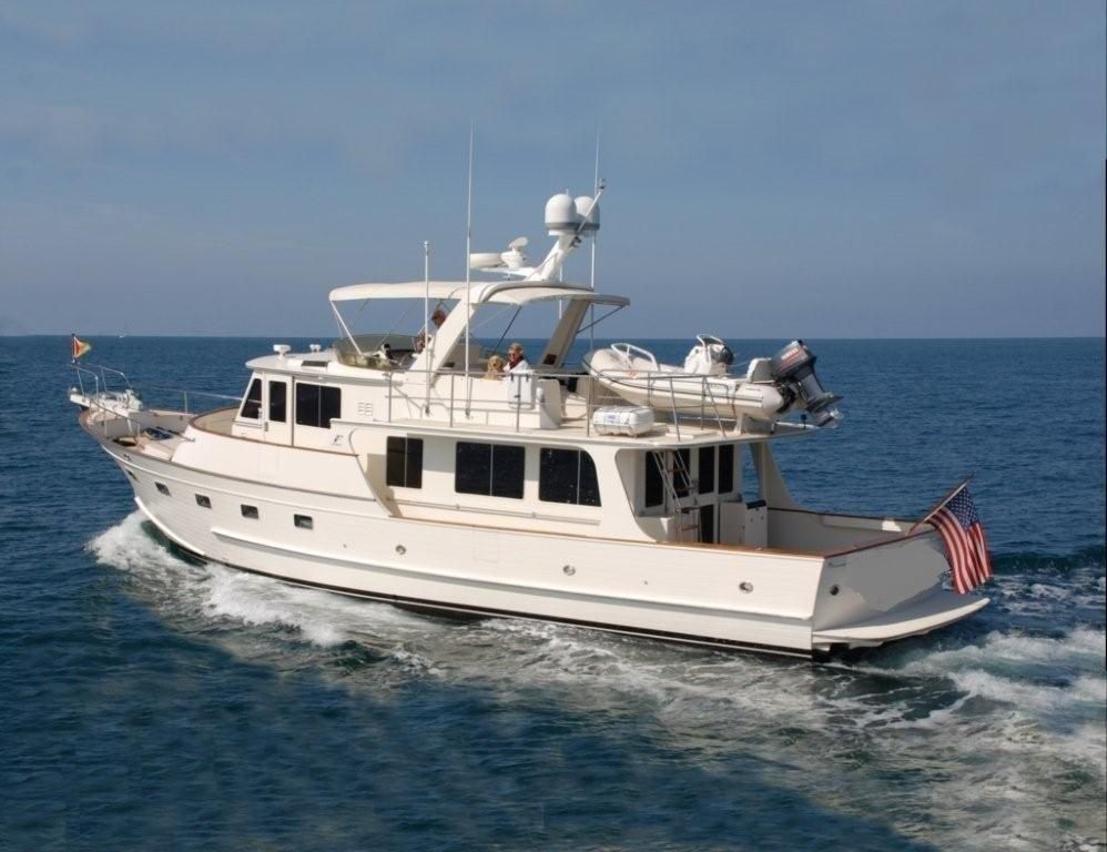 1998 Fleming Pilothouse Motoryacht Power New And Used