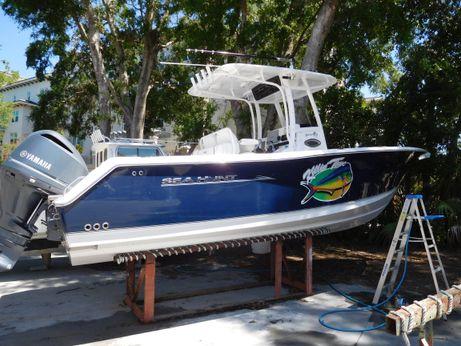 2013 Sea Hunt 27 Gamefish