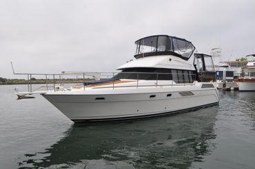 1992 Bayliner 4387 Motoryacht