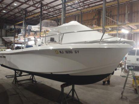 2006 Sea Pro 186 Center Console