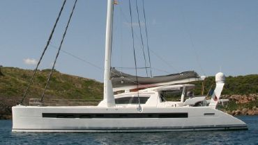 2008 Catana 65