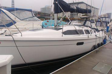 2002 Hunter 340