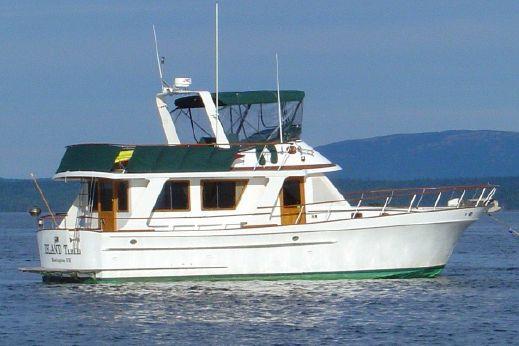 "1983 Pt ""Europa"" Sedan Trawler"