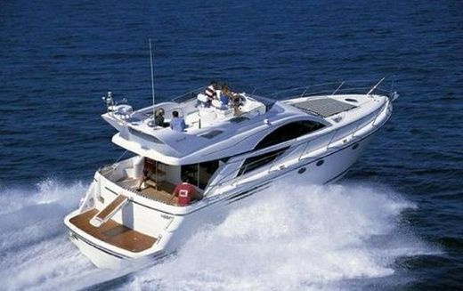 2008 Fairline Phantom 50