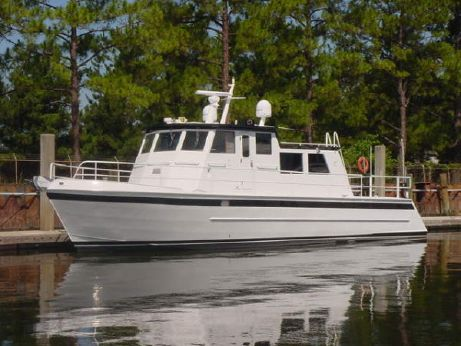 1979 Palmer Johnson & Pbi Luxury Fast Trawler