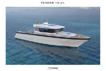 2020 Italian Vessels CUSTOM TENDER