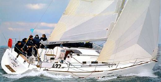 2000 Beneteau First 40.7