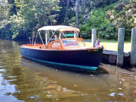 1954 Palmer Scott 23 Bass Boat
