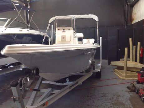 2015 Carolina Skiff 19 Sea Skiff