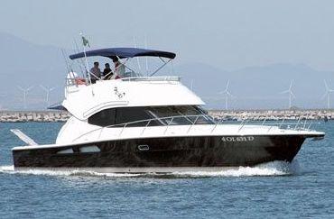 2008 Riviera Marine 45 Flybridge