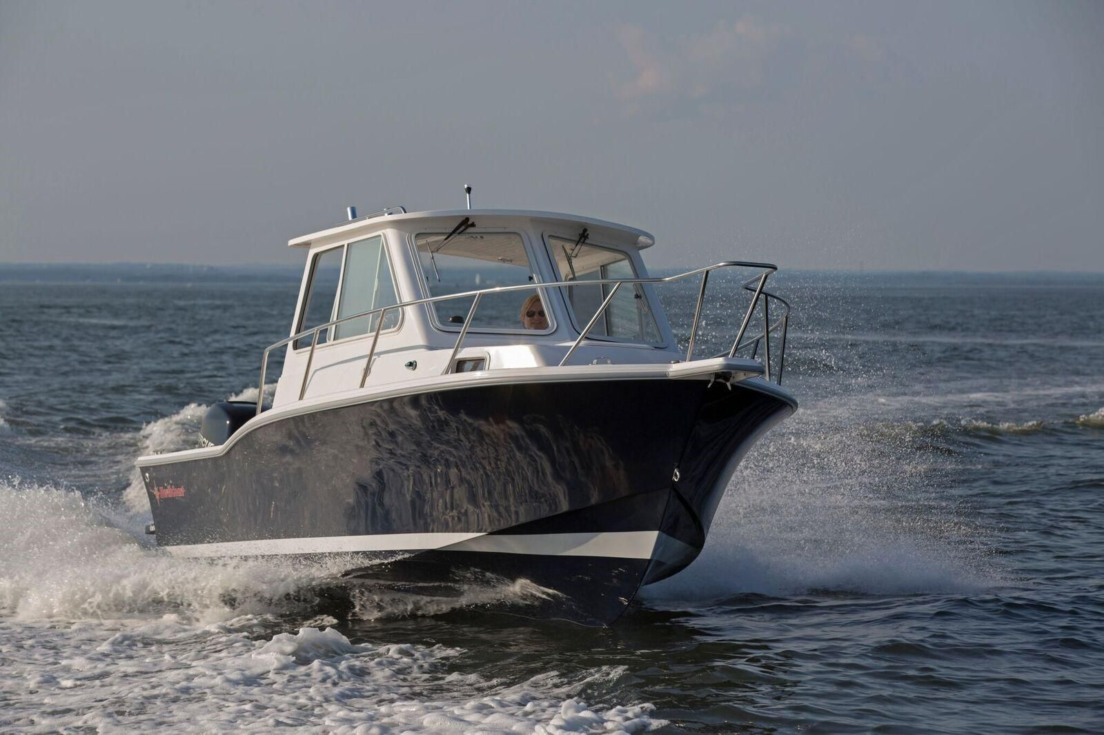 2018 NorthCoast 23 Hard Top Power Boat For Sale - www ...