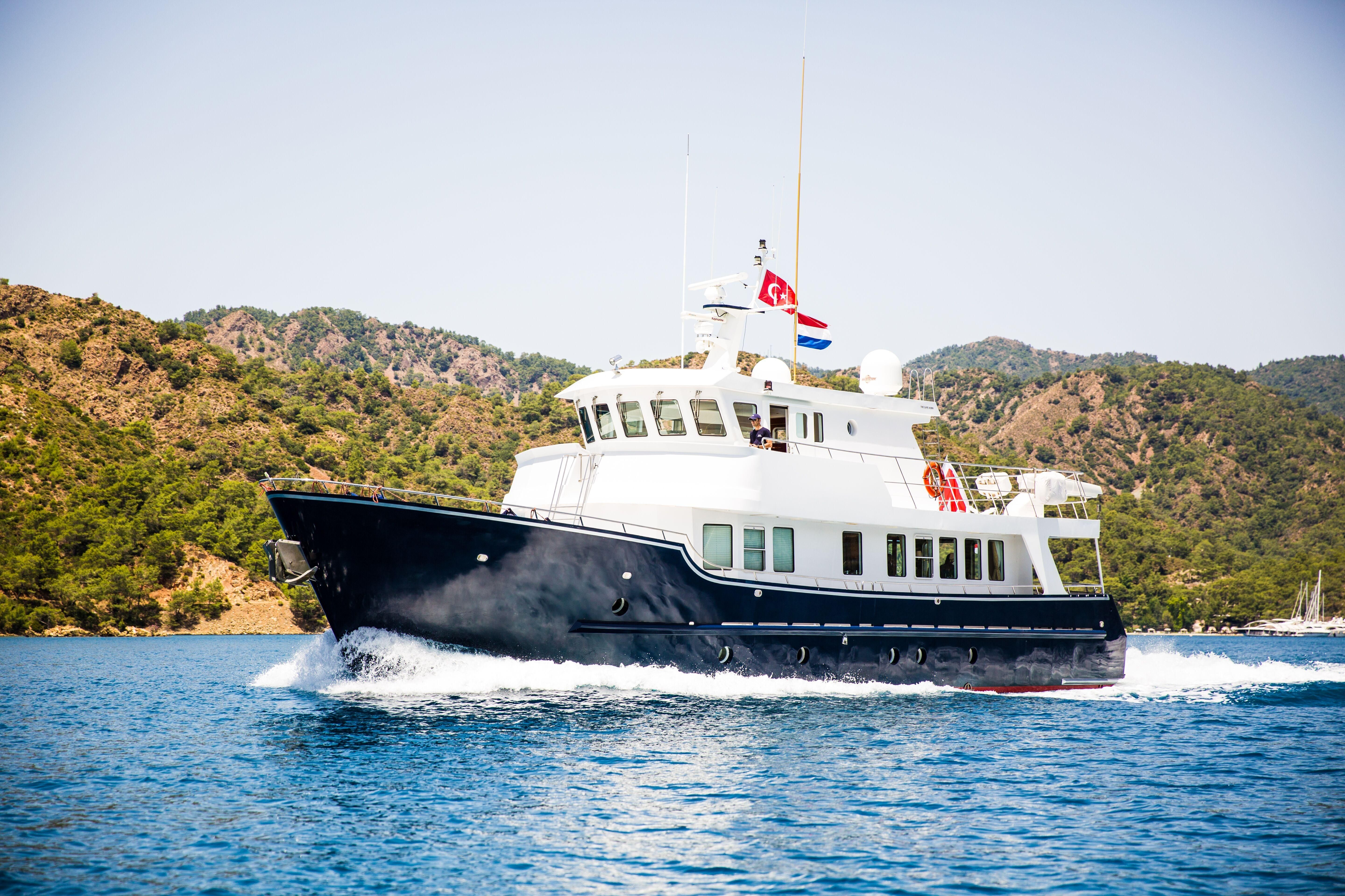 Cape Horn Boats For Sale >> 2001 Cape Horn Trawler Power Boat For Sale - www.yachtworld.com