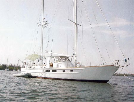 1972 Durbeck Motor Sailer